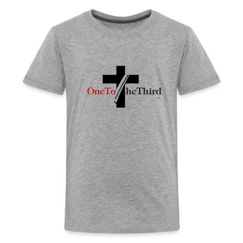 Trinity Math (for kids) - Kids' Premium T-Shirt