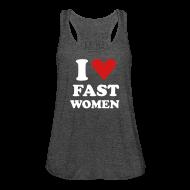 Tanks ~ Women's Flowy Tank Top by Bella ~ Heart Fast Women / Tank / Women