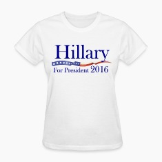 Hillary Clinton for President 2016 Election Shirt