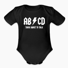 abcd Baby & Toddler Shirts