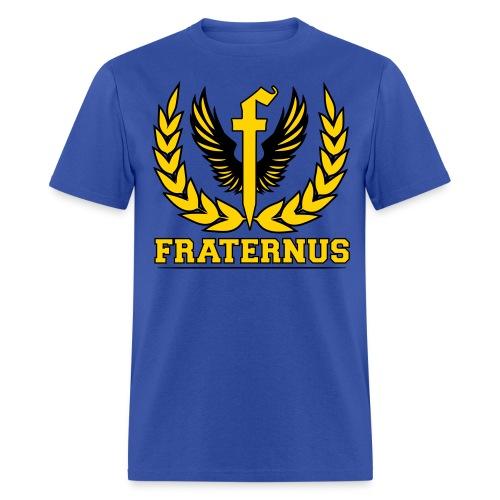 Winged Fraternus - Men's T-Shirt
