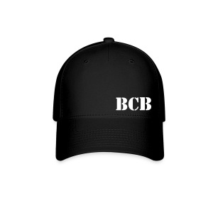 BCB - Elastic Black Ball Cap - Baseball Cap