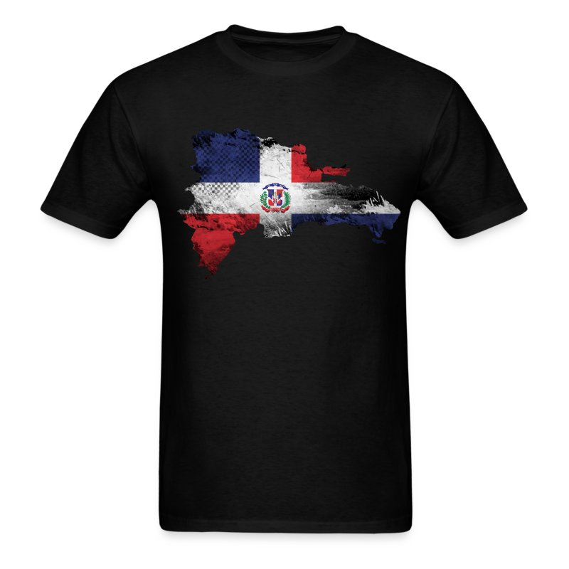 Dominican Republic T-shirt - Men's T-Shirt
