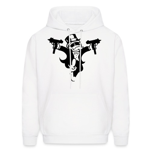 The Mad Monopoly hoody - Men's Hoodie
