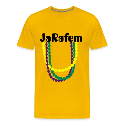 JaRafem and Necklace Mens T-shirt - Men's Premium T-Shirt