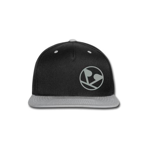 PPK Snap-Back Cap Black/Gray - Snap-back Baseball Cap