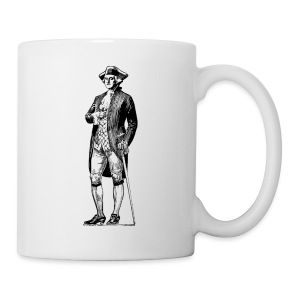 George Washington Standing Tall - Coffee/Tea Mug