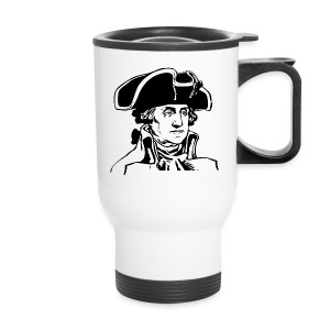 George Washington  - Travel Mug