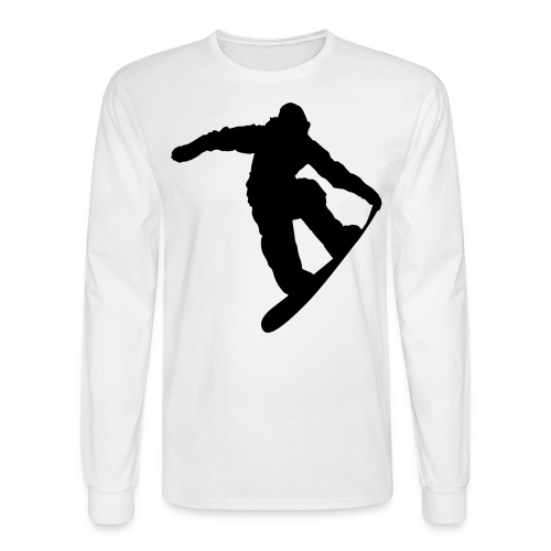 Snow Soul Purpose - Men's Long Sleeve T-Shirt
