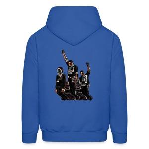 Original Blue - Men's Hoodie