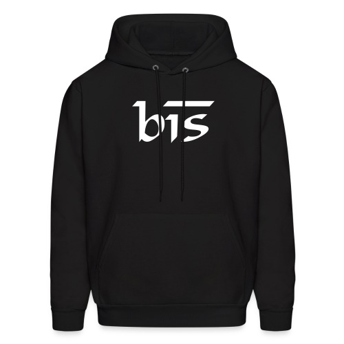 BIS Original Black - Men's Hoodie