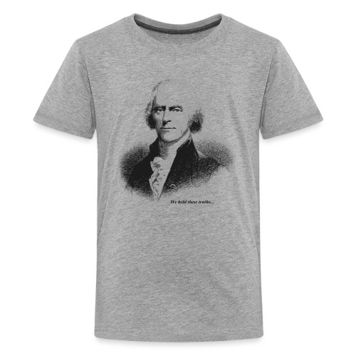 Thomas Jefferson - Kids' Premium T-Shirt