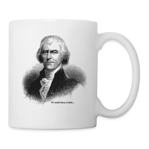 Thomas Jefferson - Coffee/Tea Mug