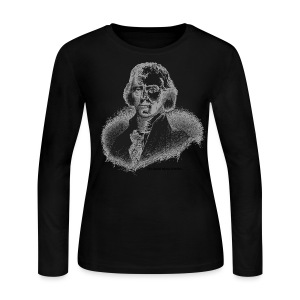 Thomas Jefferson - Women's Long Sleeve Jersey T-Shirt