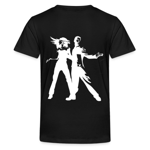 Kids' Dancer Logo Tee - Kids' Premium T-Shirt