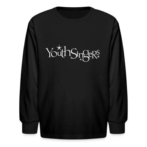 Kids' Long-Sleeved Tee - Kids' Long Sleeve T-Shirt