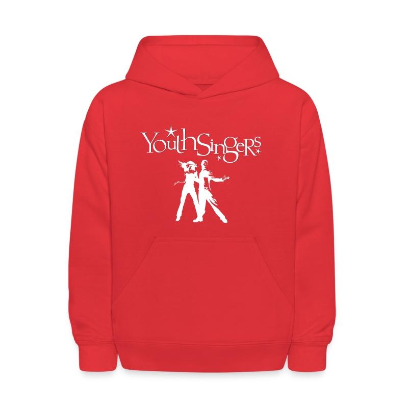 Kids' Dancer Logo Hoodie - Kids' Hoodie