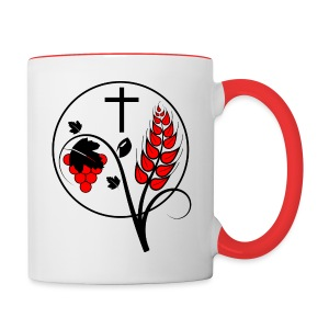 Holy Communion - Contrast Coffee Mug