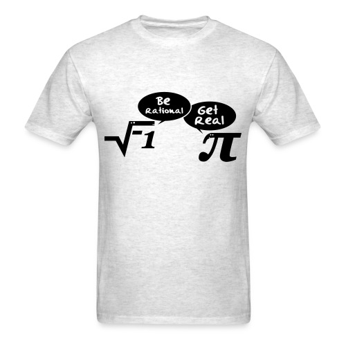 Pi Shirt - Men's T-Shirt