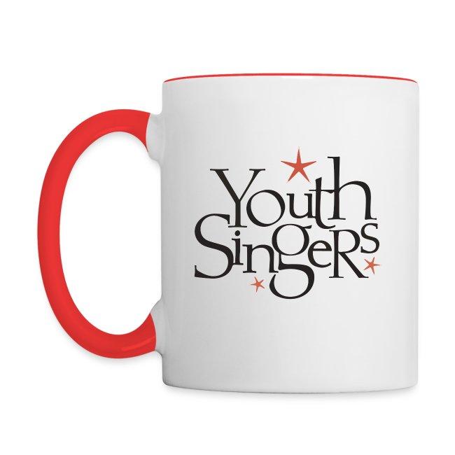 YSC Two-Toned Mug