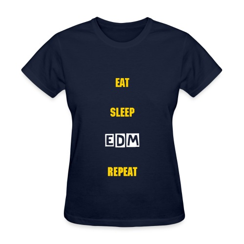 EDM TEE - Women's T-Shirt