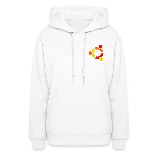 Ubuntu Sweatshirt  - Women's Hoodie