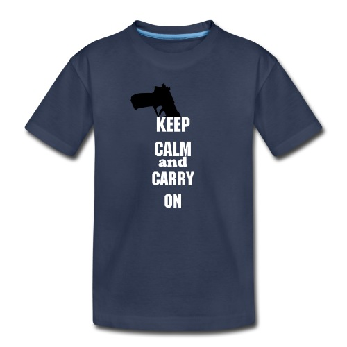 Gun Rights 2A - Kids' Premium T-Shirt