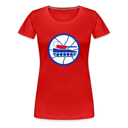 Tankers (W) - Women's Premium T-Shirt