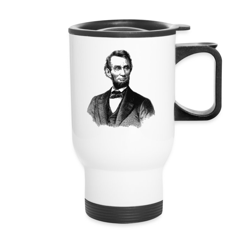 Abraham Lincoln - Travel Mug