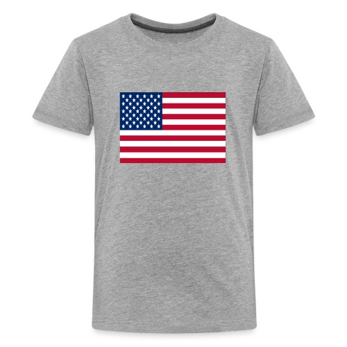 The Stars and Stripes - Kids' Premium T-Shirt