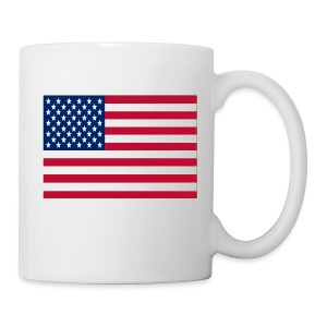 The Stars and Stripes - Coffee/Tea Mug