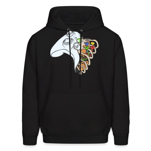 Anatomy of a Controller - Men's Hoodie