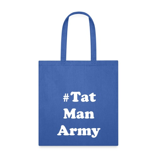 Bag Tat Man Army - Tote Bag