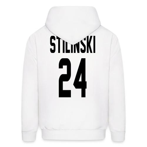 Men's Teen Wolf Stiles Hooded Sweatshirt. - Men's Hoodie