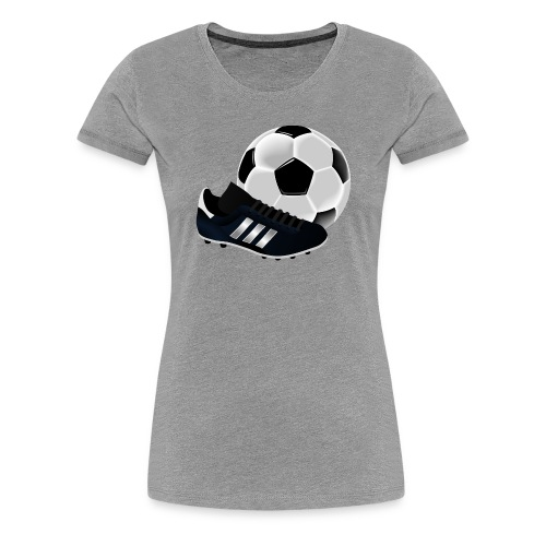 Soccer - Women's Premium T-Shirt