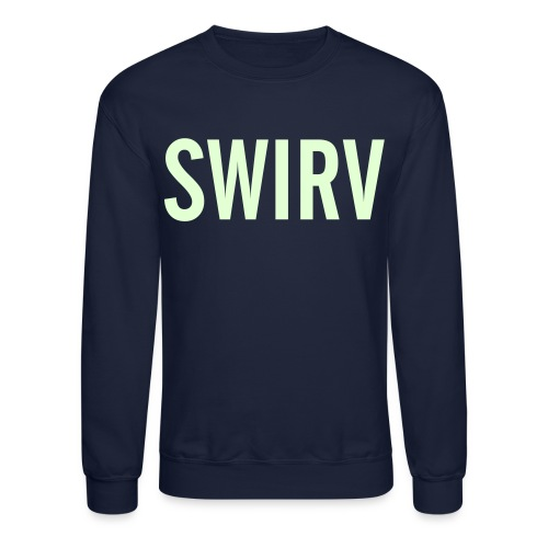 Swirv [Glow in the Dark] - Crewneck Sweatshirt
