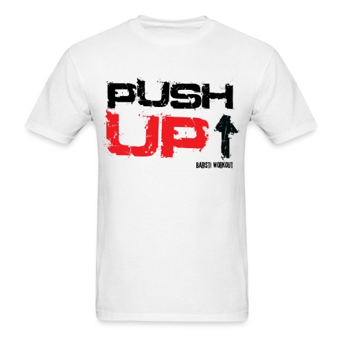 Push-Up T-Shirt Men - Men's T-Shirt