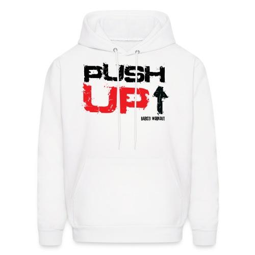 Push-Up hoodie light - Men's Hoodie