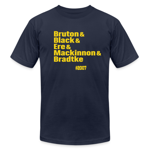 Brisbane 2007 - Men's Fine Jersey T-Shirt
