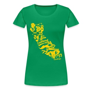 We Run California - Women's Tee - Women's Premium T-Shirt