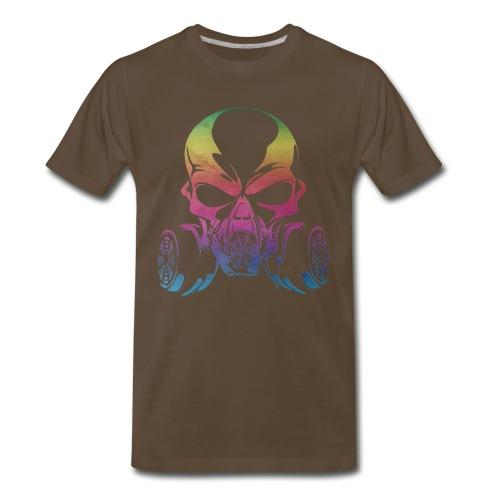 Phosgene - Brown - Men's Premium T-Shirt