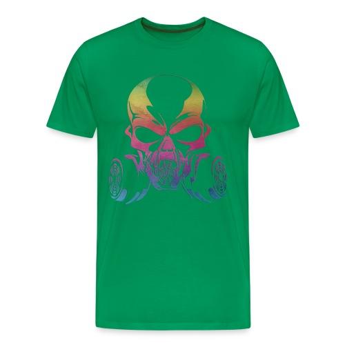 Phosgene - Green - Men's Premium T-Shirt