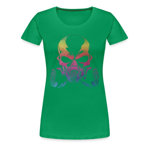 Phosgene - Green - Women's Premium T-Shirt