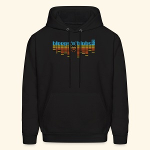 Bleeps'n'blobs - Men's Hoodie