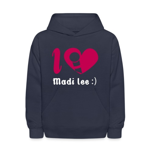 I Heart Madi Lee :) SW - Kids' Hoodie