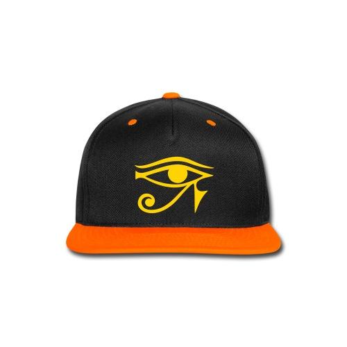 Snap Back Egyptian - Snap-back Baseball Cap