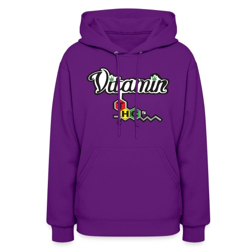 Vitamin THC Women's Hoodie - Women's Hoodie