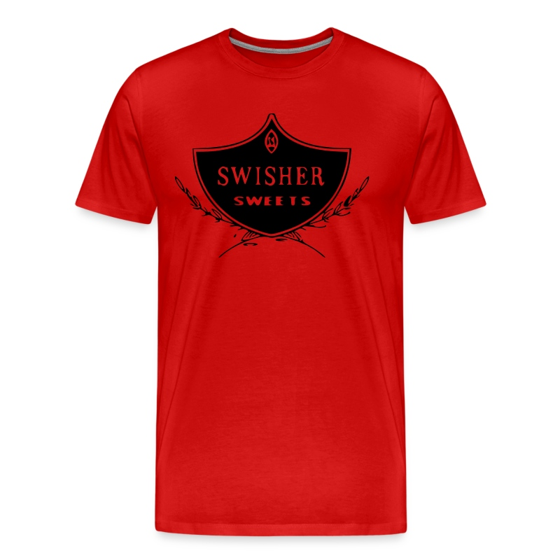 SWISHER - Men's Premium T-Shirt