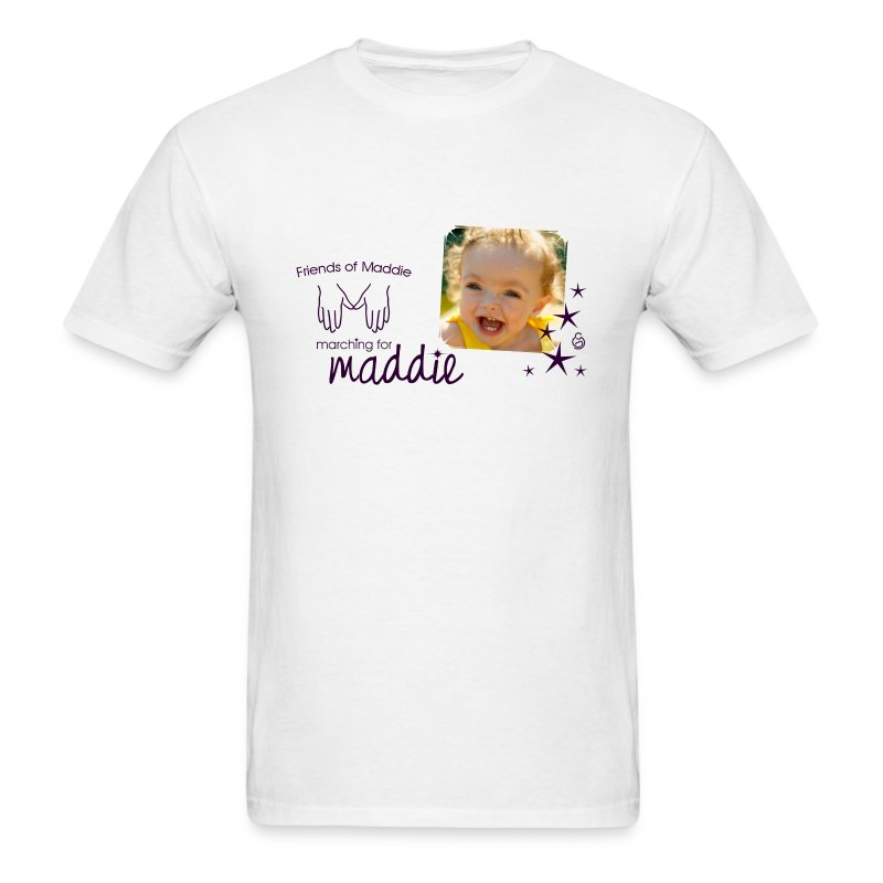 March for Maddie Shirt (evergreen) - Men's T-Shirt