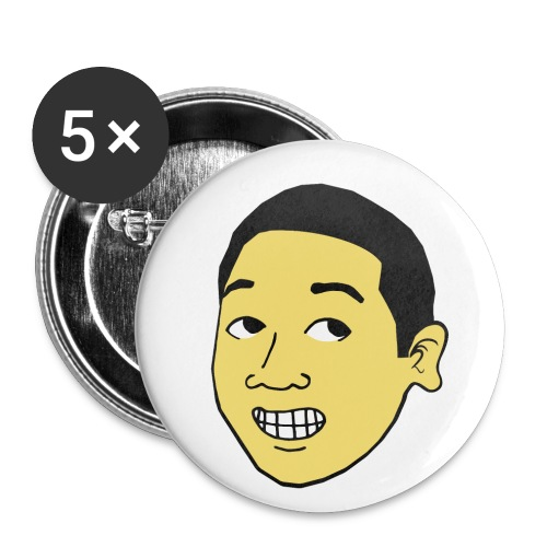 Small #PeterWong Pin - Small Buttons